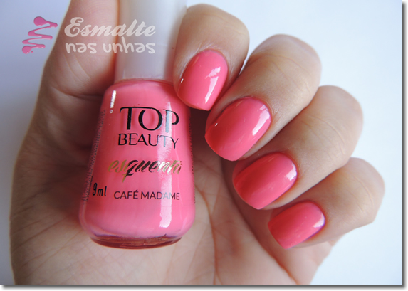 Top Beauty - Café Madame