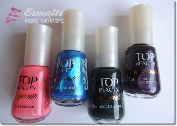 Top Beauty - Coleção Esquenta