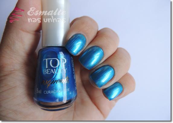 Top Beauty - Curaçao Blue