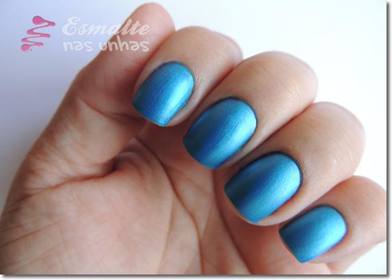Top Beauty - Curaçao Blue (Fosco)
