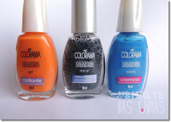 Colorama - Coleção Famosa
