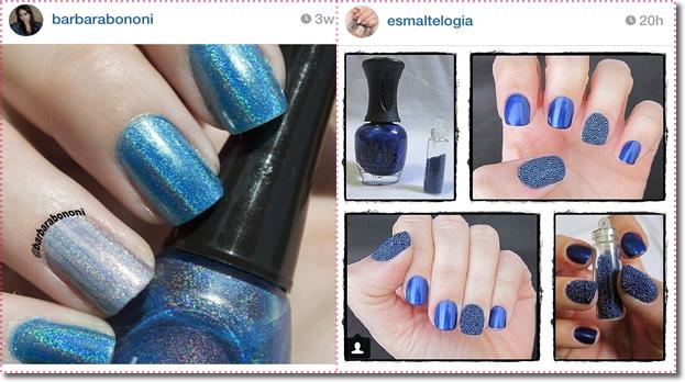 #EsmaltenasUnhas no Instagram