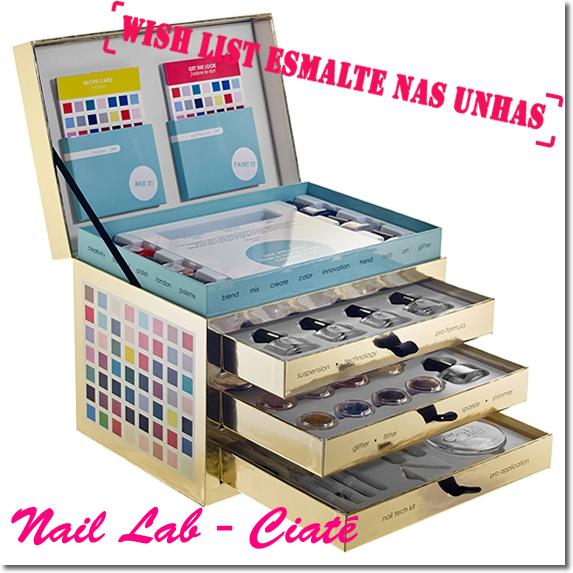 Nail Lab da Ciaté