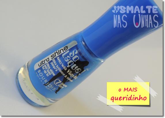 Bleu Fabuleux - Bourjois
