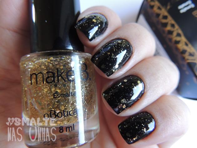 Esmalte Dourado Barroco Tropical