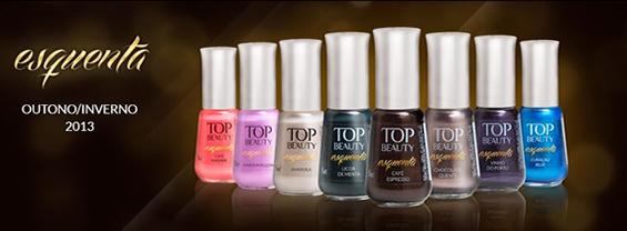 Coleção Esquenta - Top Beauty