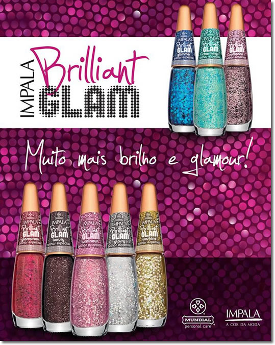 Lançamento Impala - Brilliant Glam