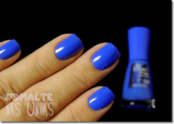 Bourjois - Bleu Fabuleux