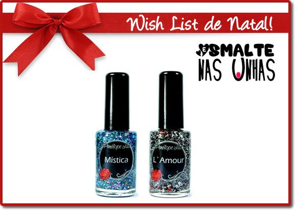 Wish List de Natal
