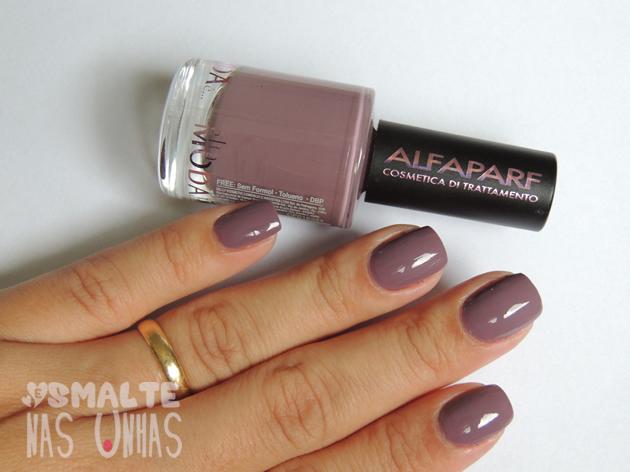 012 - Alta moda é - Alfaparf