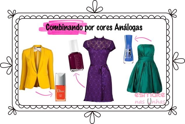combinar_esmalte_e_roupa_cores_analogas